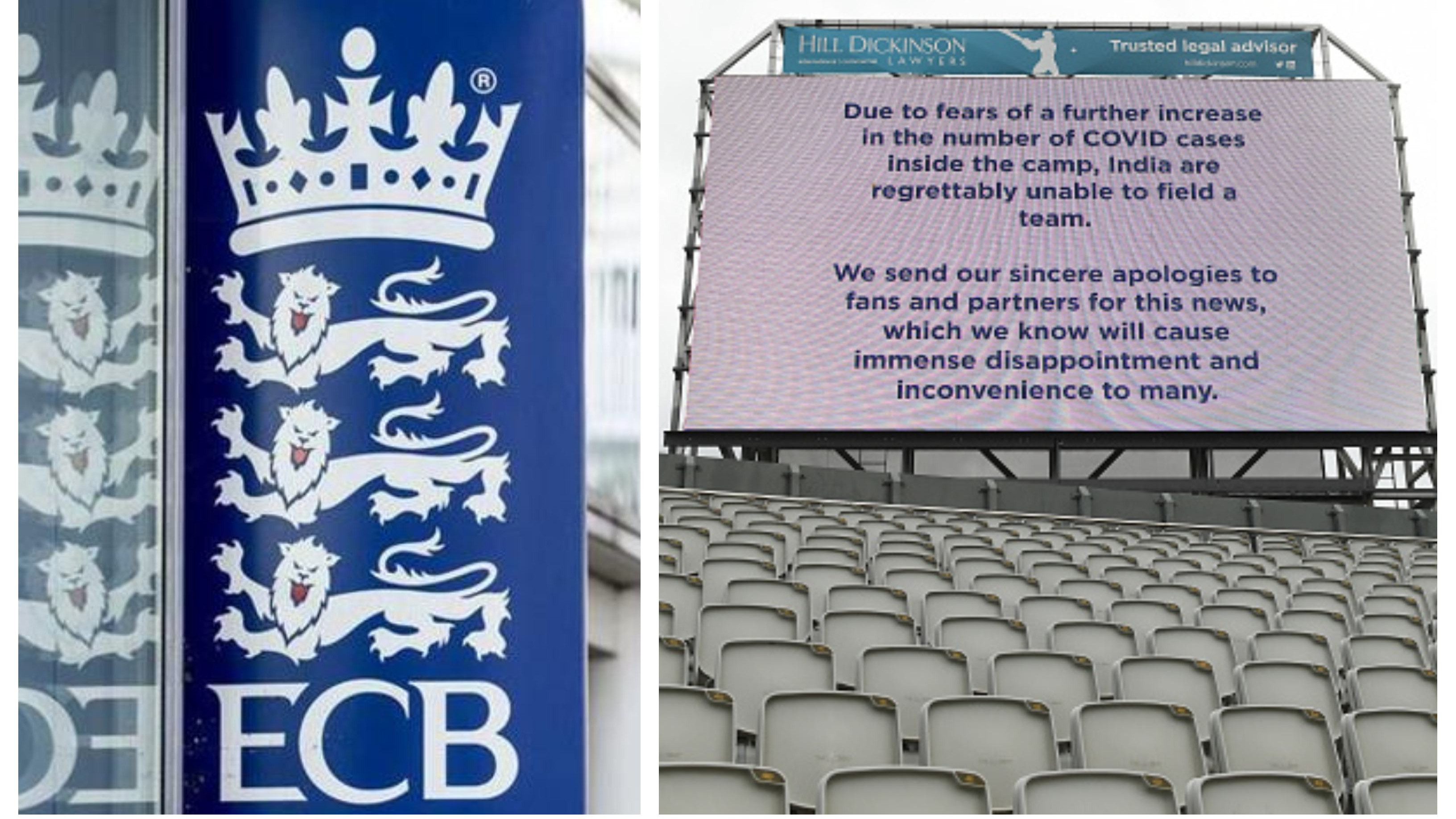 ENG v IND 2021: ECB writes to ICC to decide outcome of cancelled Manchester Test – Report