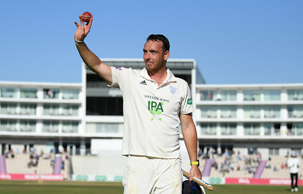 Kyle Abbott for Hampshire   Getty