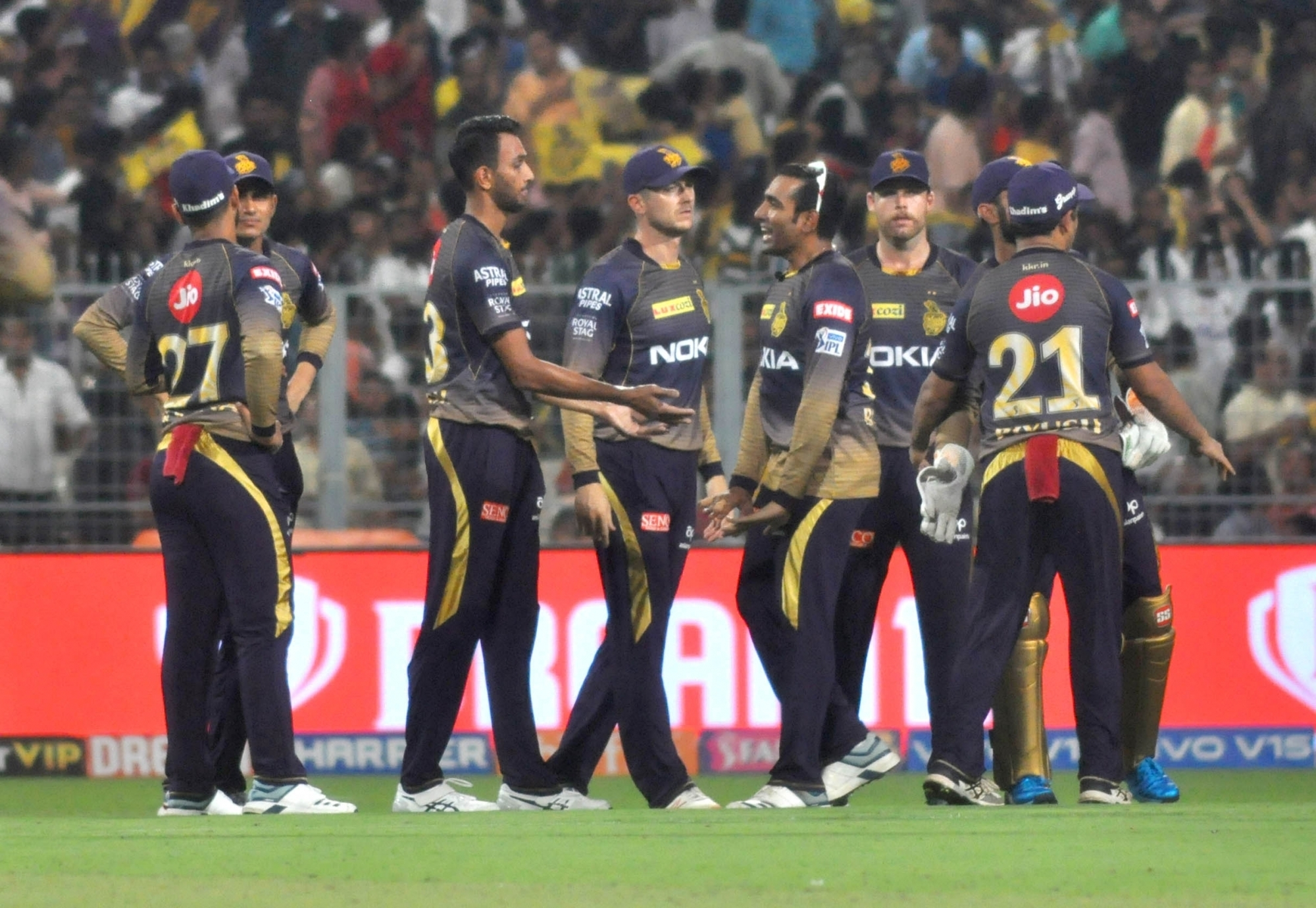 KKR will have to win at least four matches out off its remaining six games to qualify for the play-offs | IANS