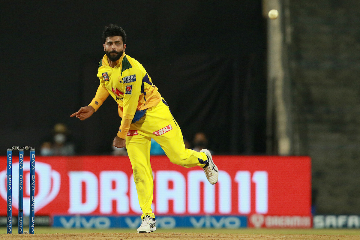 Ravindra Jadeja was outstanding with the ball and in the field | BCCI/IPL