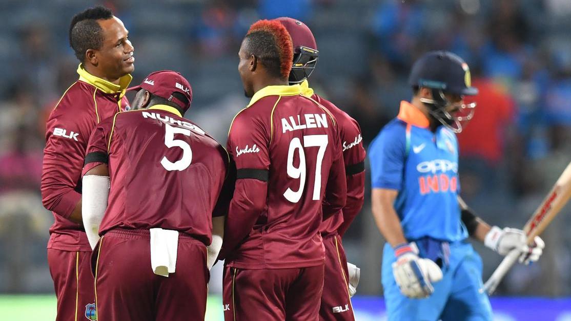 IND vs WI 2018: Third ODI - Statistical Highlights