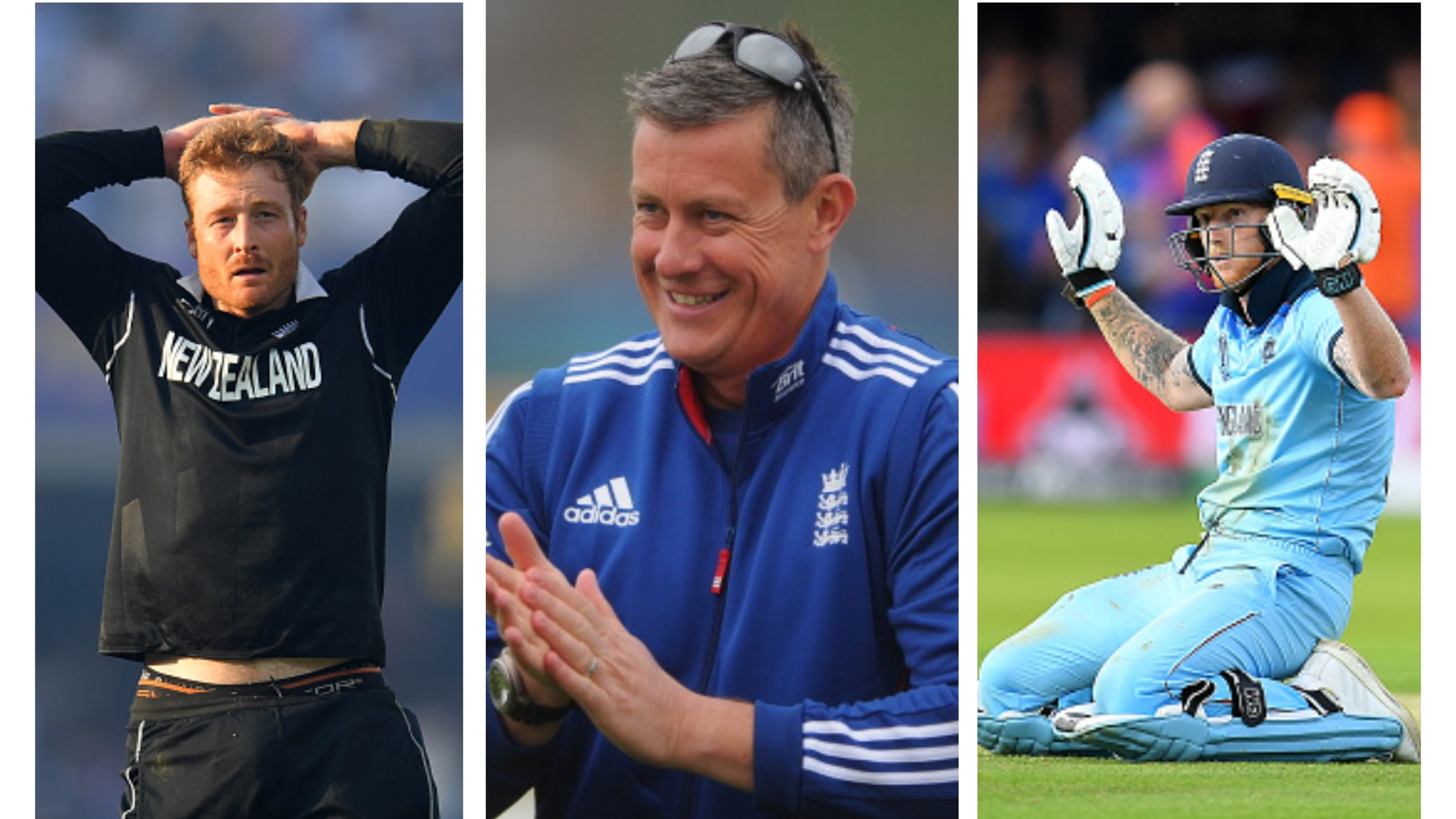 CWC 2019: Ashley Giles brushes aside talks of