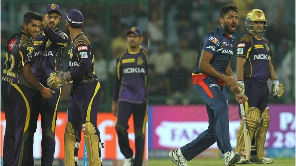 IPL 2018: Shivam Mavi and Avesh Khan reprimanded for violating IPL code of conduct