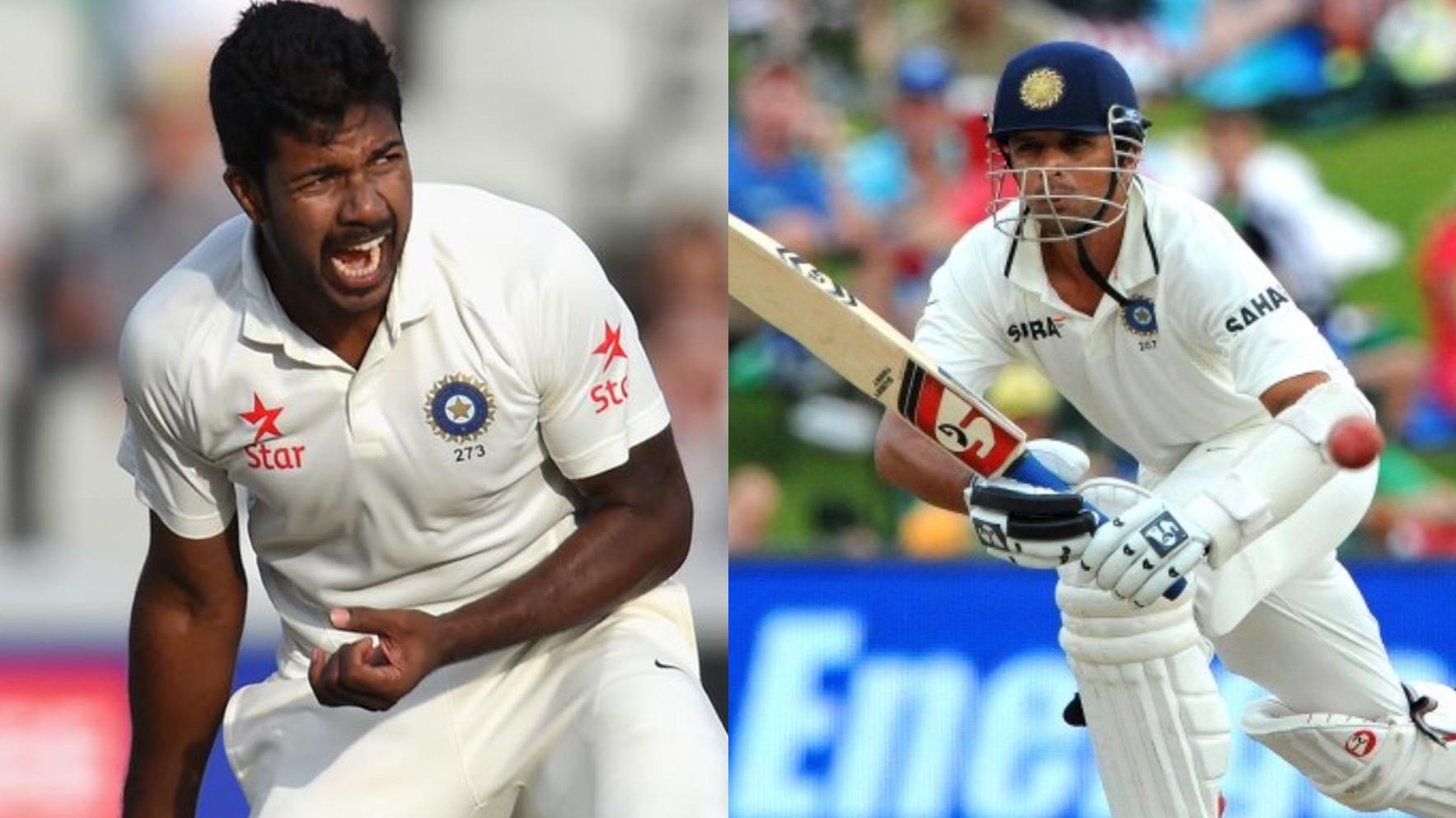 Varun Aaron calls Rahul Dravid the toughest batsman he has ever bowled to