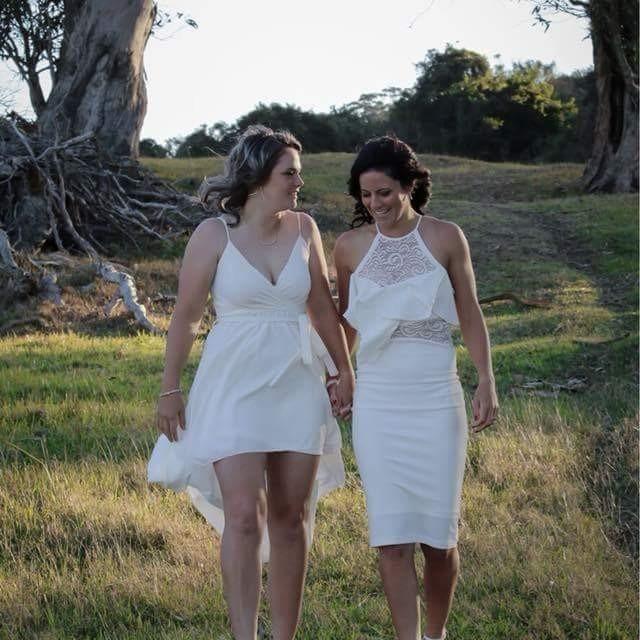 Dane van Niekerk and Marizanne Kapp got married in July this year | Dane van Niekerk Instagram