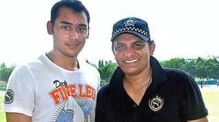 Mohammad Azharuddin to offer free expert advice as son Asaduddin included in the Goa Ranji team