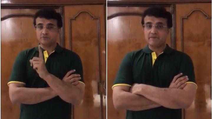 WATCH - Sourav Ganguly says,