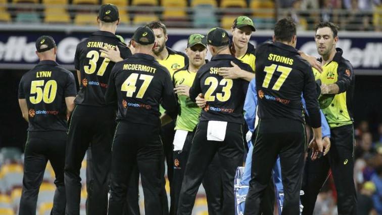 AUS v IND 2018: मेज़बान ऑस्ट्रेलियाई टीम पर ब्रिस्बेन T20I में धीमी ओवर-रेट के लिए लगाया गया जुर्माना