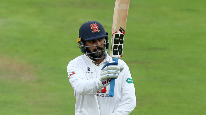 Murali Vijay continues to relish his first season of County Championship