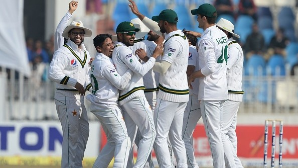 Pakistan cricket team to remain under bio-secure environment for up to three months