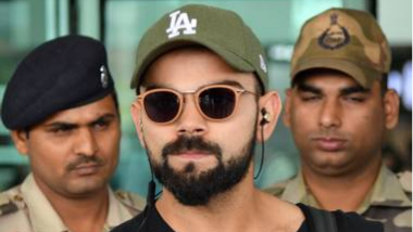 IPL 2018: Virat Kohli joins the RCB training camp in Bengaluru