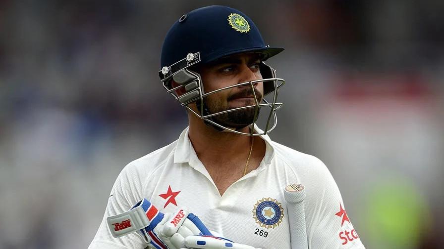 Virat Kohli reveals he battled severe depression after failure in 2014 England Test series