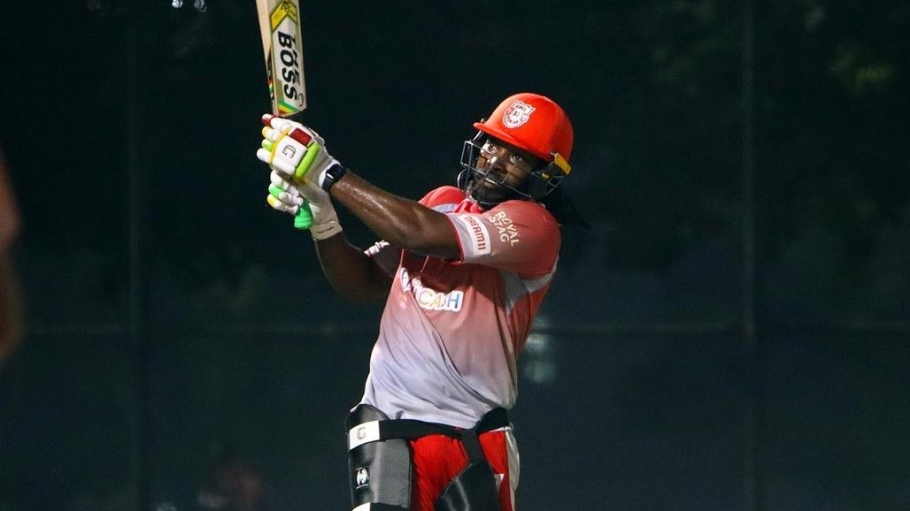 IPL 2020: WATCH - Chris Gayle's special message for his fans; hints to play against RCB