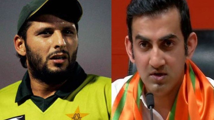 Waqar Younis wants Afridi and Gambhir to be smart and sensible in their banter