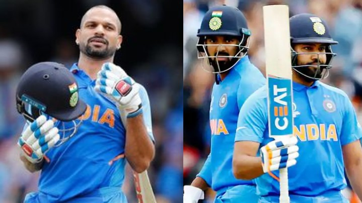 IND v SL 2020: KL Rahul talks about his opening partners Dhawan and Rohit