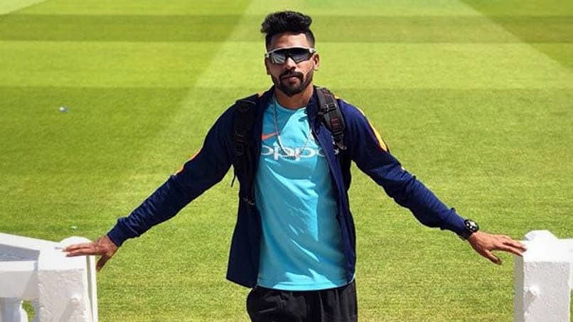 Mohammed Siraj excited after maiden ODI call-up for Australia and New Zealand series