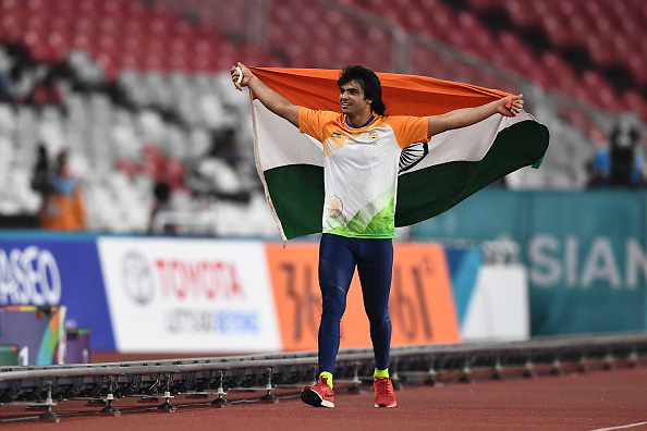 Neeraj Chopra | GETTY