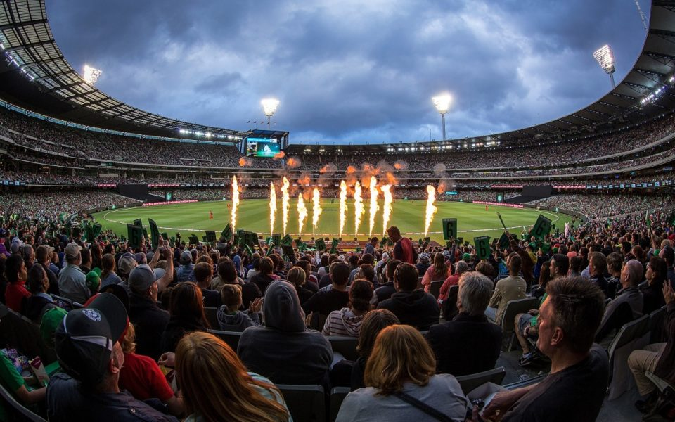 Cricket Australia wants to expand the BBL and reaffirm its status as the spectacle in Australian summer. (Getty)