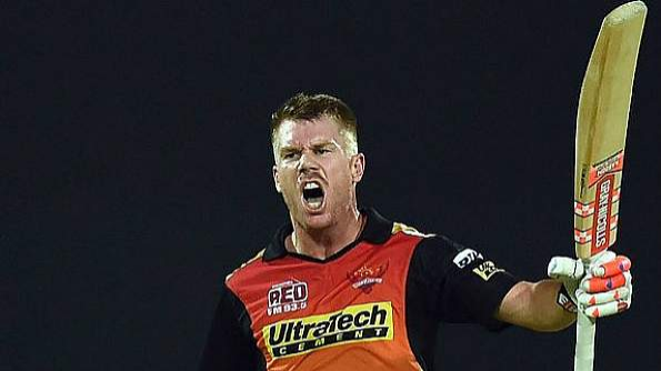 IPL 2018: David Warner's comment on SRH's Instagram live left fans emotional