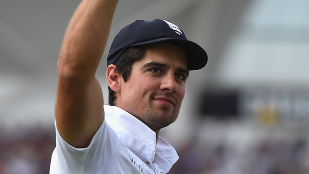 Alastair Cook set to be conferred with knighthood