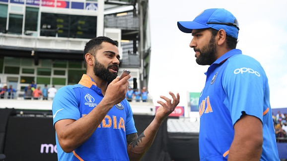 Rohit Sharma opens up about his differences with Virat Kohli and his social media activity