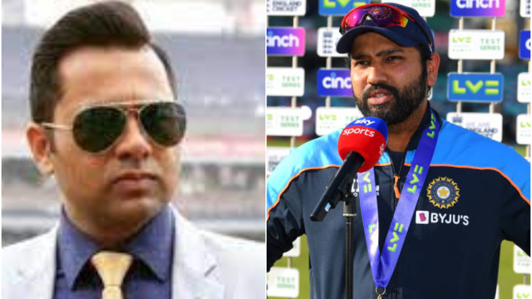 ENG v IND 2021: Aakash Chopra calls Rohit Sharma 'courageous' for making radical changes to his game
