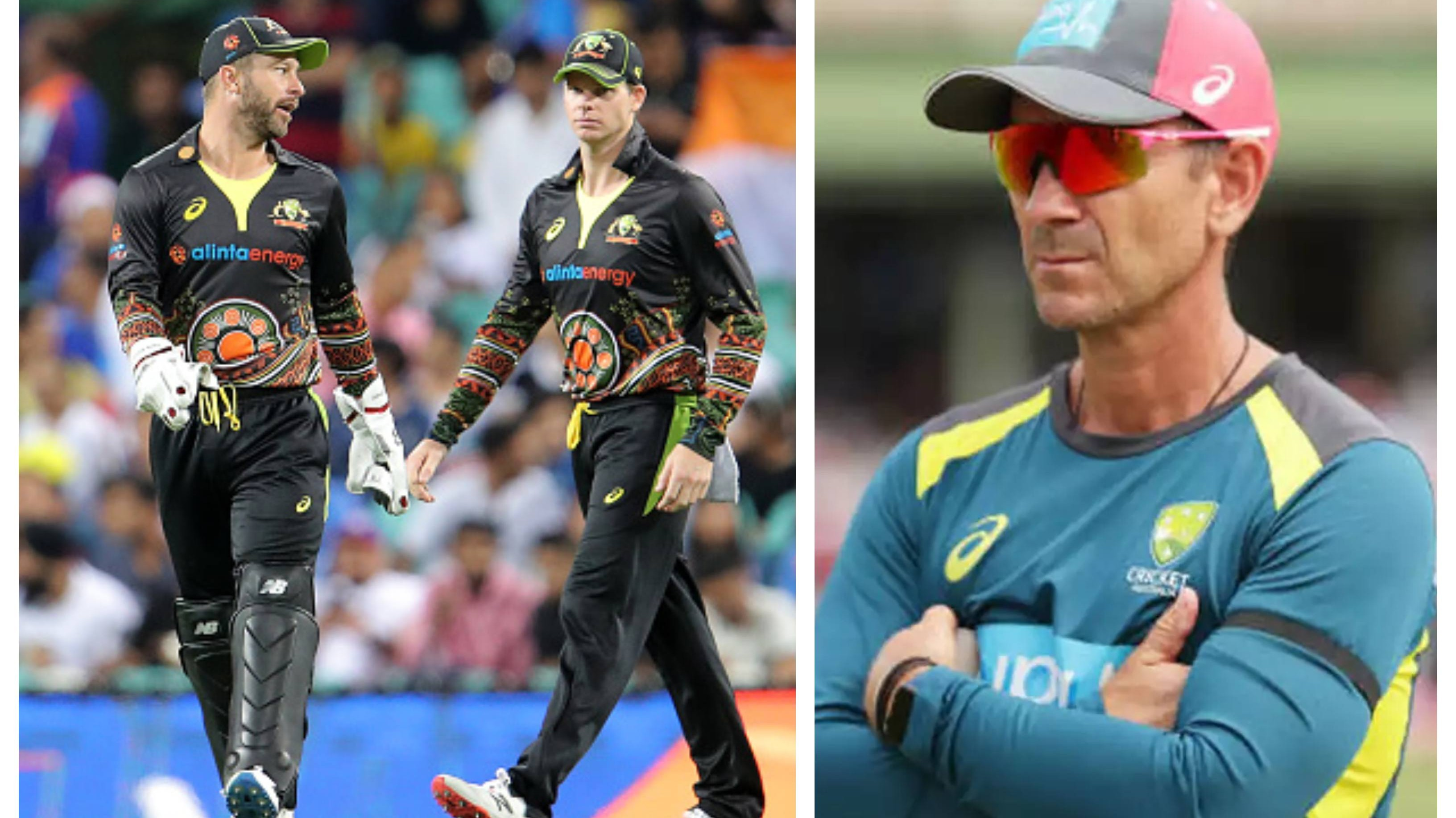 AUS v IND 2020-21: Justin Langer reveals why Steve Smith didn't lead Australia in 2nd T20I