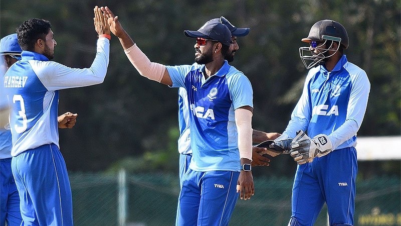 Vijay Hazare Trophy 2018: Andhra rout Delhi and Saurashtra edge Baroda out