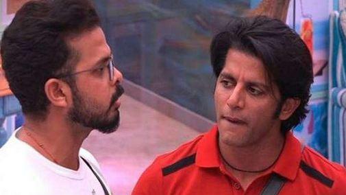 देखिये- करणवीर बोहरा ने श्रीसंत को कहा 'चीटर' और श्री ने लिया इसे व्यक्तिगत रूप से