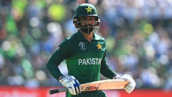 Vitality Blast 2019: Mohammad Hafeez joins Middlesex as AB de Villiers' replacement