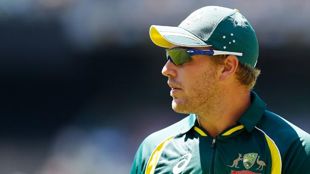 Not thinking about Australian White-ball captaincy, says Aaron Finch