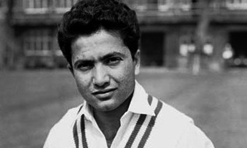 The great Hanif Mohammad would be proud of his grandson Shehzar | Getty