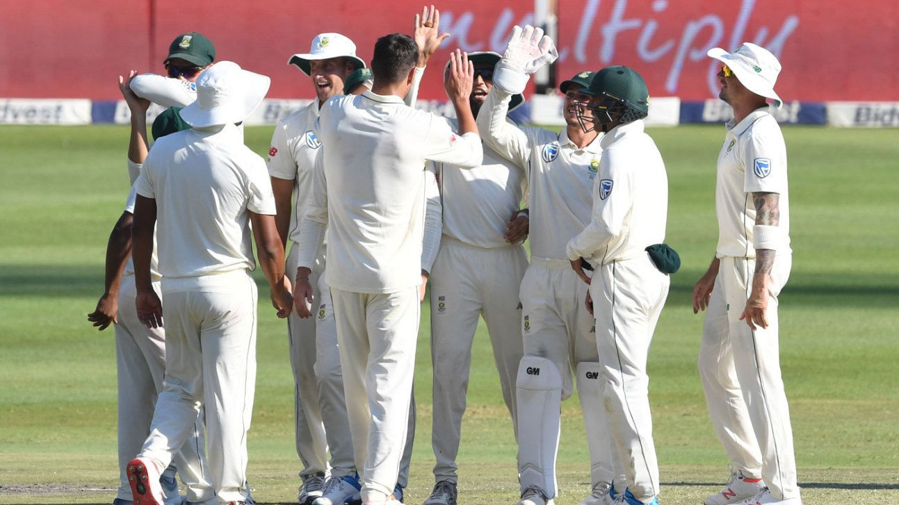 SA v PAK 2018-19 : Third Test - Statistical Highlights