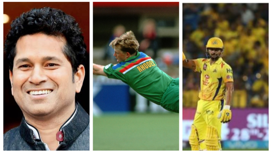 Sachin Tendulkar, Suresh Raina wish Jonty Rhodes on his 49th birthday
