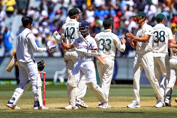 India levelled the series by winning the Melbourne Test | Getty