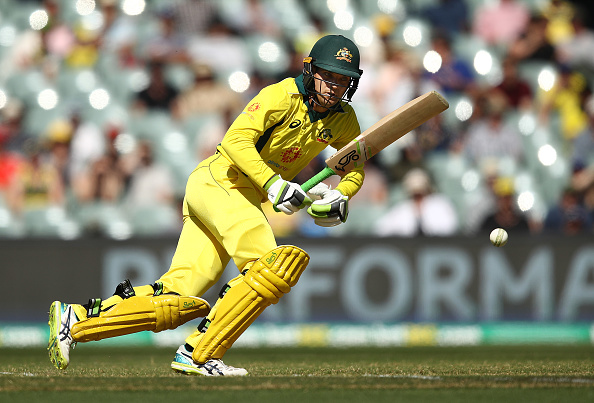Carey has played six one-day games for Australia, so far | Getty