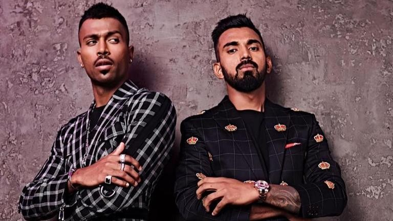 BCCI Ombudsman fines Hardik Pandya and KL Rahul for