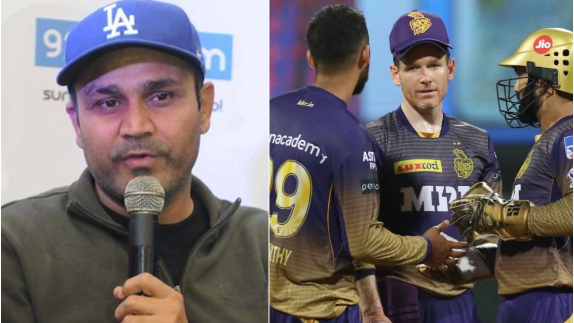 IPL 2021: Eoin Morgan is not that good of a T20 captain, opines Virender Sehwag