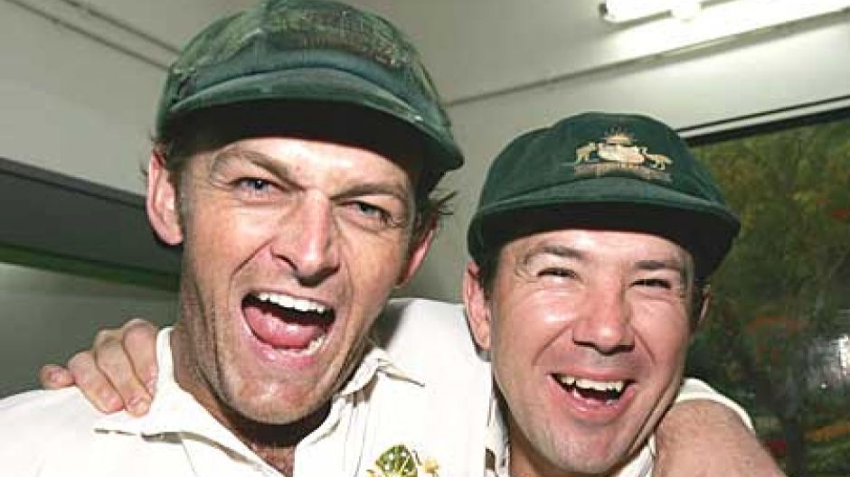 I think Punter definitely played the wrong sport, says Adam Gilchrist