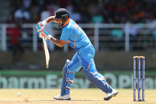 Rishabh Pant is picked in the Delhi squad for Vijay Hazare Trophy | Getty
