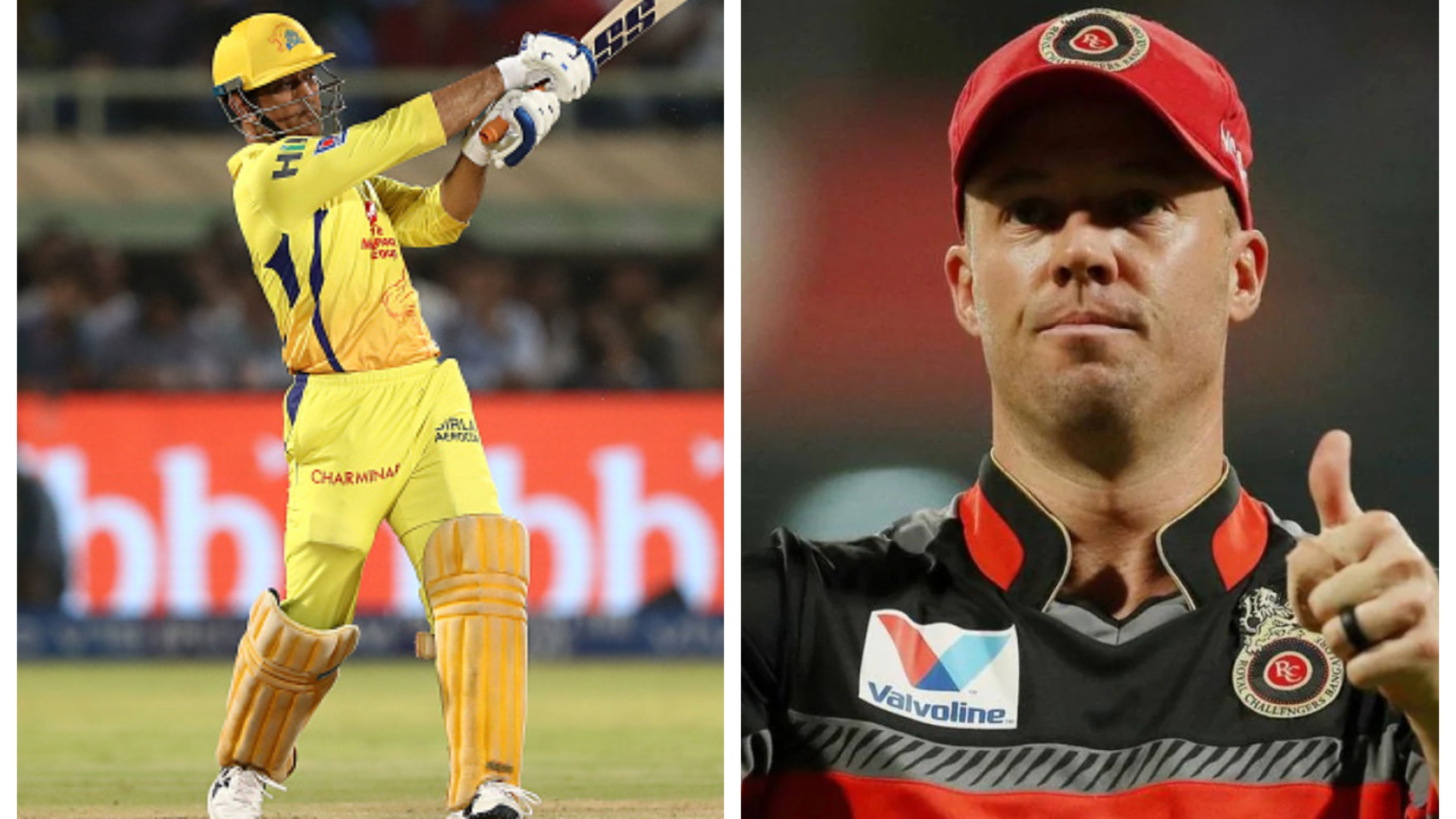 IPL 2021: AB de Villiers picks his all-time IPL XI, names MS Dhoni as leader of the star-studded line-up