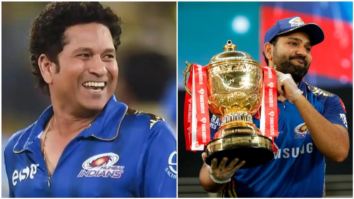 IPL 2020: Sachin Tendulkar congratulates and joins the victory celebration of Mumbai Indians