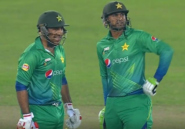 शोएब मलिक ने 2019 विश्व कप में पाकिस्तान का नेतृत्व करने के लिए सरफराज अहमद का किया समर्थन