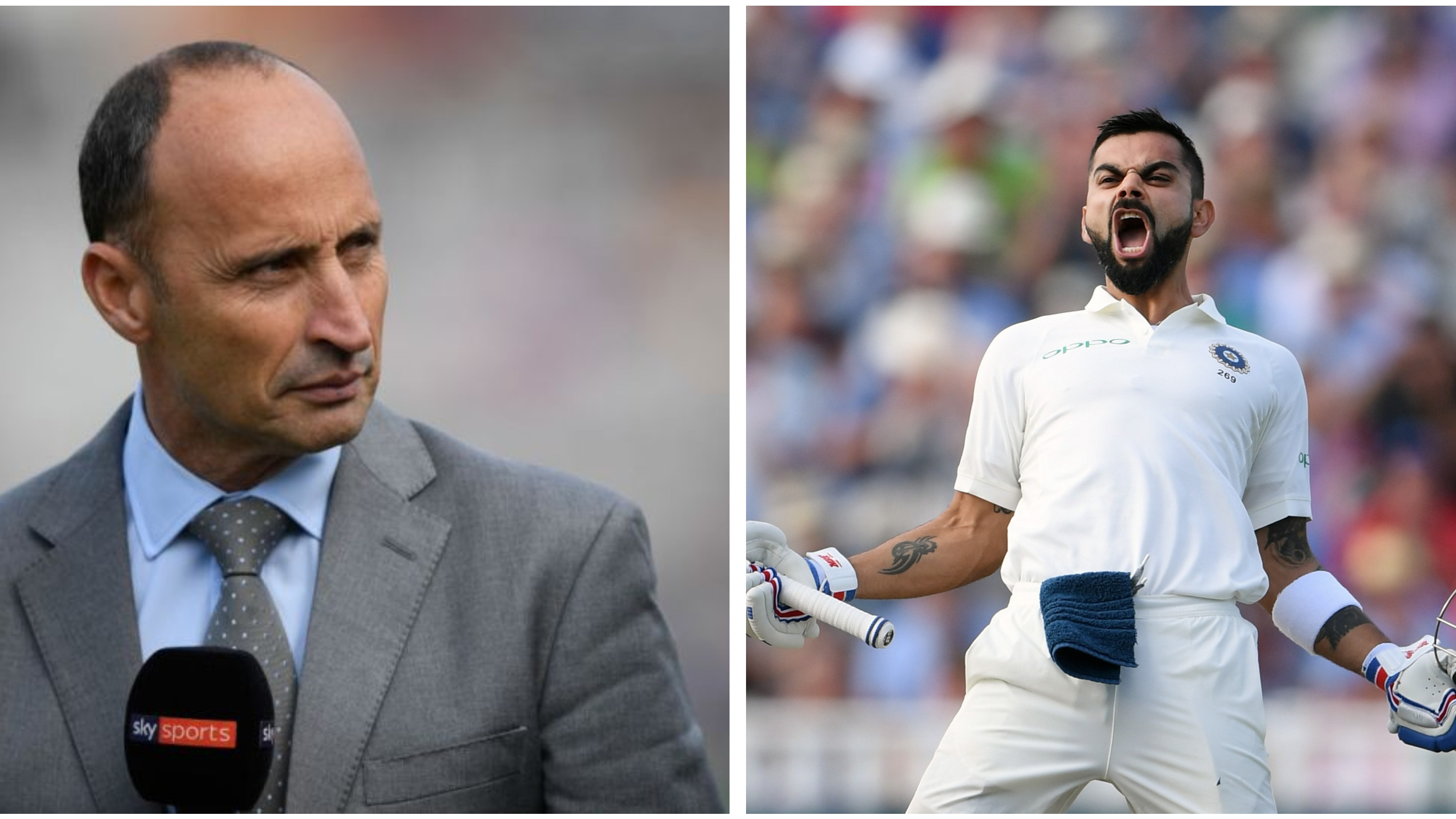 ENG vs IND 2018: Virat Kohli should take responsibility as captain for India's loss, says Nasser Hussain