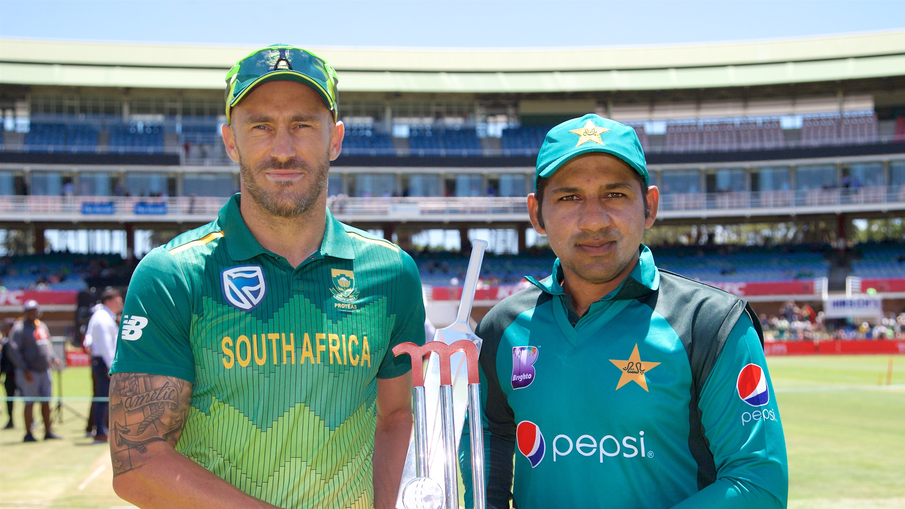 SA vs PAK 2018-19 : Fifth ODI - Statistical Preview
