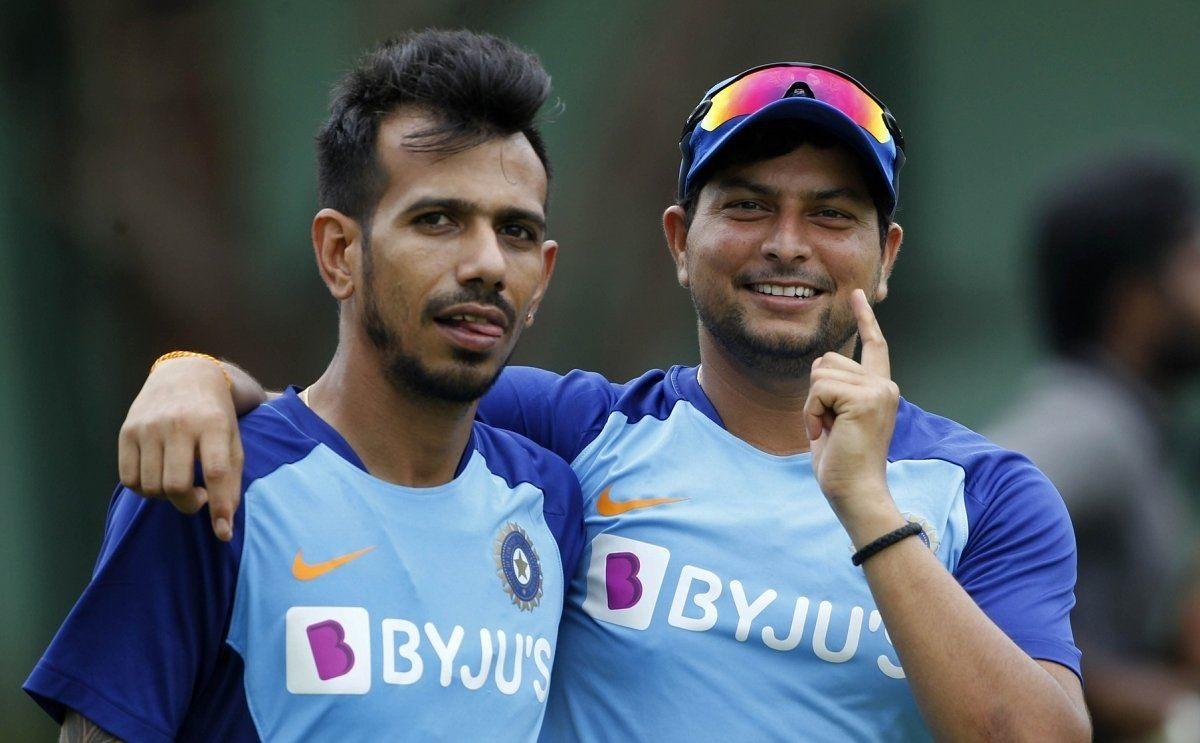 Kuldeep Yadav and Yuzvendra Chahal | IANS