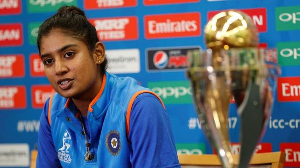 Mithali Raj says team focused on sealing India's direct entry into 2021 ICC Women's World Cup