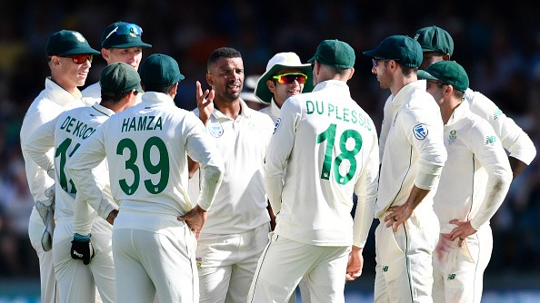 SA v ENG 2020: South Africa retain same squad for remaining two Tests against England