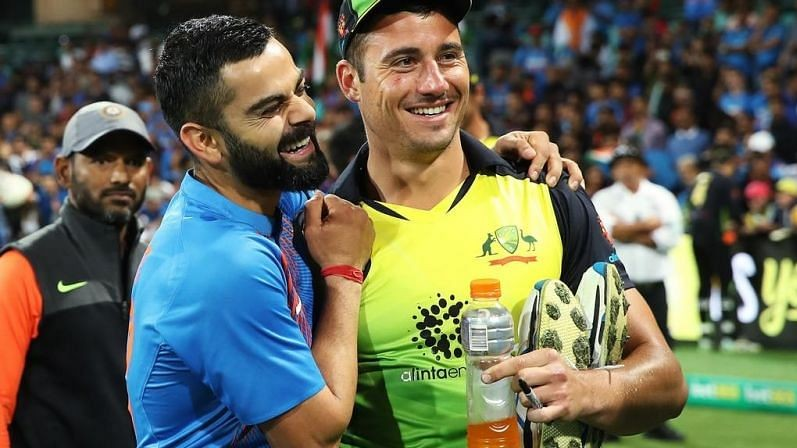 AUS v IND 2020-21: Virat Kohli will be extra motivated against Australia: Marcus Stoinis