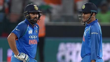 Asia Cup 2018: Rohit Sharma reckons his style of captaincy is similar to that of MS Dhoni